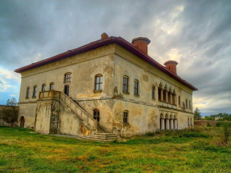Palatul Brancovenesc (Curtea Brancoveneasca)
