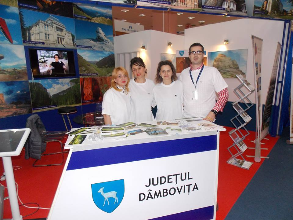 Targ de turism la Bucuresti